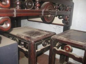沈阳回收实木家具,古典家具
